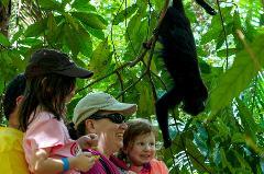 Belize Zoo & Baboon Sanctuary Combo