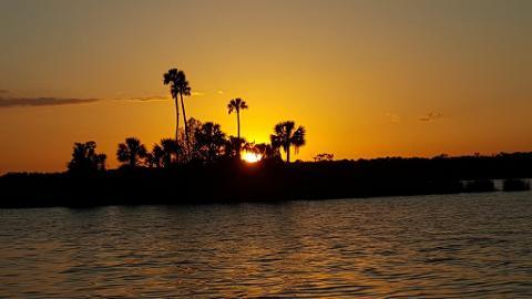 Kings Bay Sunset Cruise