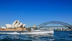 Sydney's Best Day Ever - Morning Tea Harbour Cruise and Rags to Riches FOODIE walking tour