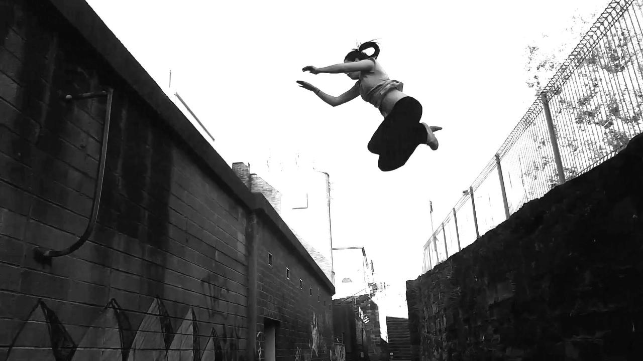 Parkour Basics, Women's term booking