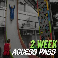 Climb Parc 2 week Access Pass