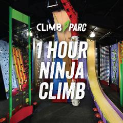 Climb Parc session (UNDER 8 yrs)