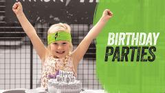 Ninja Parc Birthday Party