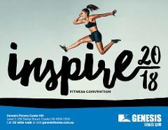 INSPIRE Conference 2018 - Genesis Member - $39.00