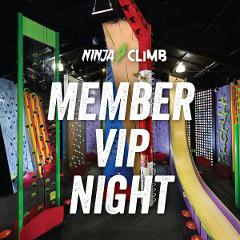 Climb Parc Genesis member VIP Night - 2 sessions