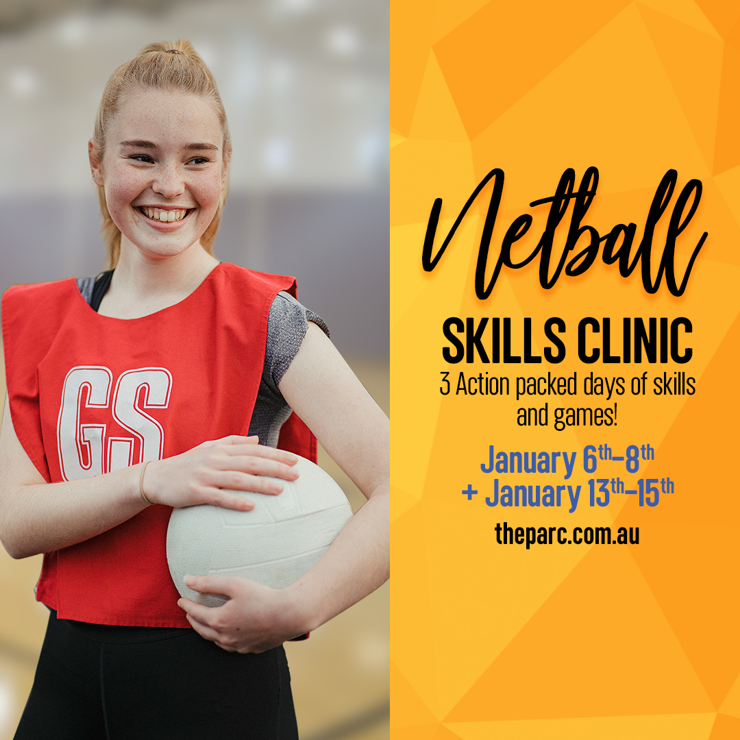 Netball Holiday Skills Clinic