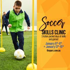 Soccer Holiday Skills Clinic