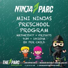 Mini Ninjas - Preschool Program