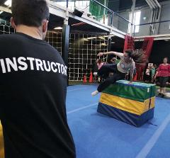 6 week Parkour Basics Class booking