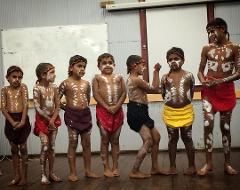 Urban Indigenous Dance Group