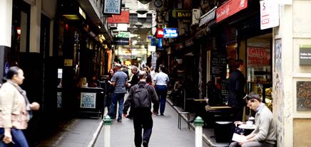 ICCM22 Melbourne Walk