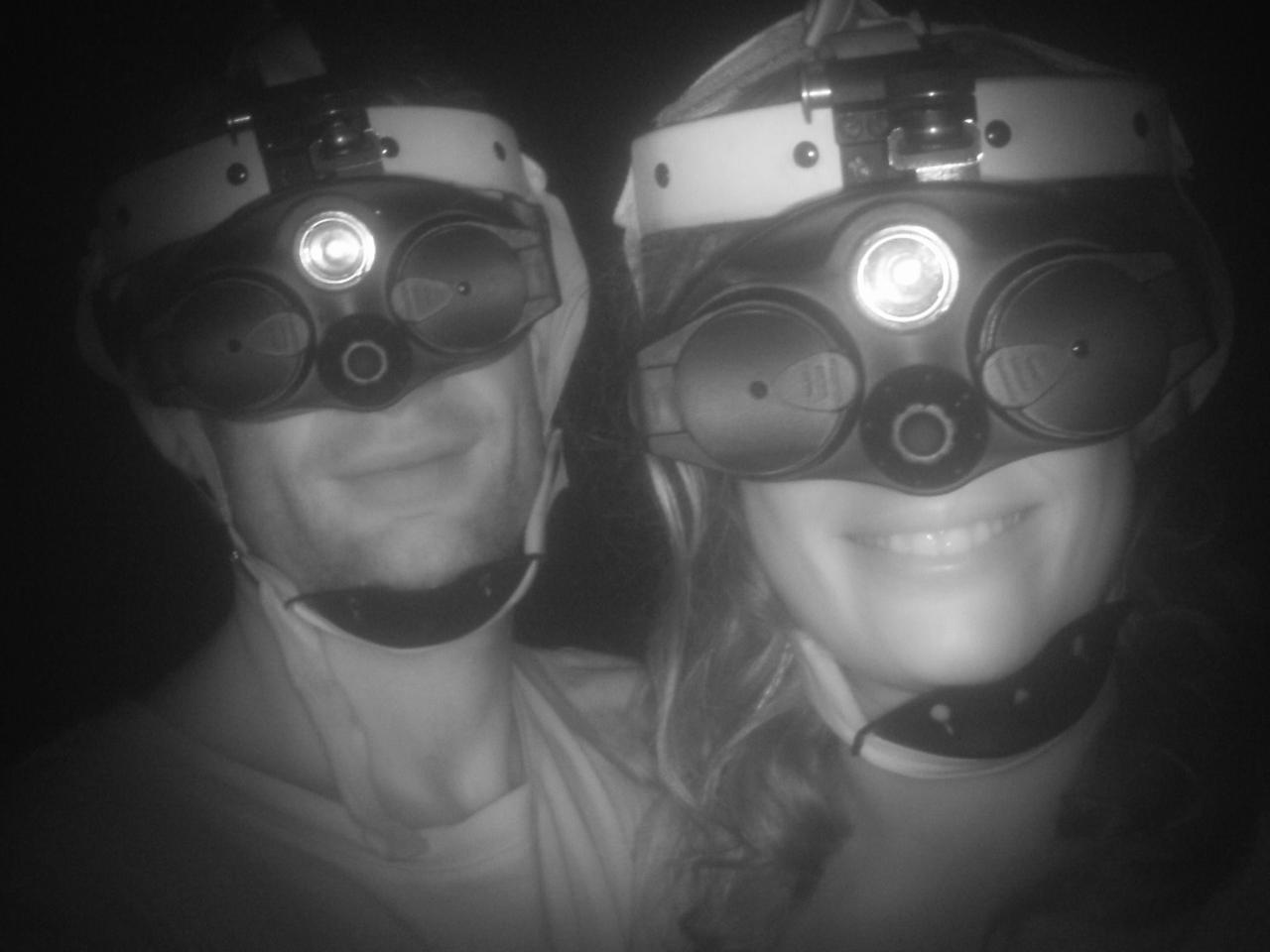 Night Vision Walk