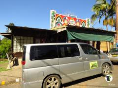 Nimbin Shuttle Bus