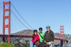 Golden Gate & Sausalito Bike Tour