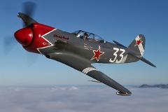 Yak-3 SteadFast Silver