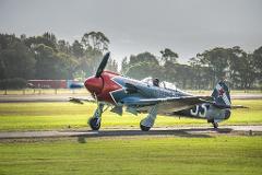 Brisbane Valley Airshow | Yak 3U-R2000