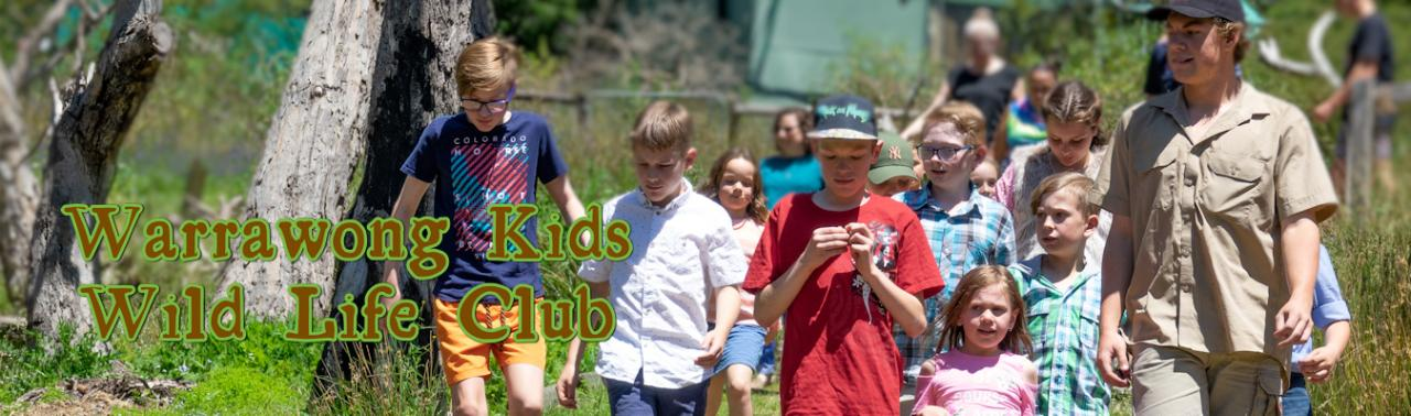 Warrawong Kids Wild Life Club