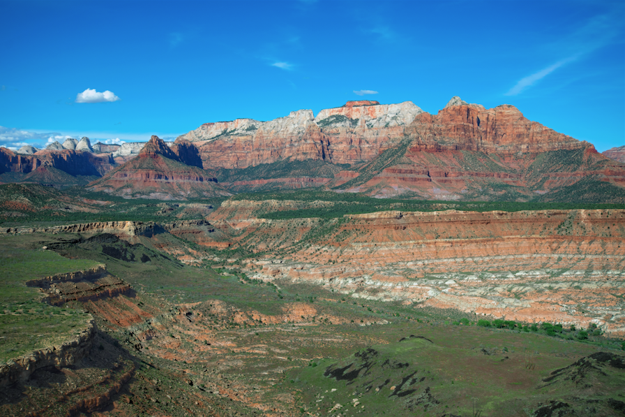 40 Mile Zion/Canaan Cliffs Specialty Tour