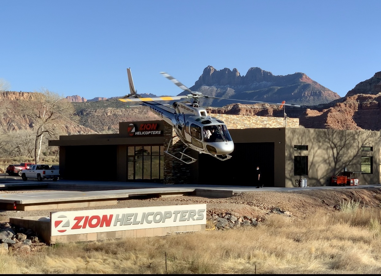 15 Mile Zion Panoramic Helicopter Flight
