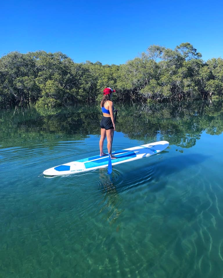 PADDLE BOARD HIRE ( SUP )