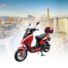 Single/Double Rider for Exploring Las Vegas Full Day Rental