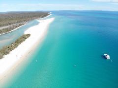 Fraser Island Beach + BBQ Cruise