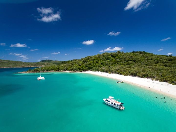 The Ultimate Whitehaven Beach & Hill Inlet Experience