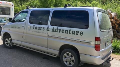 Adventure bus tour (Laatulomat, Sorjosenlomamökit)