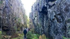 Guided tour to Orinoro gorge