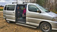 Sightseeing tour by minivan in Savonlinna area