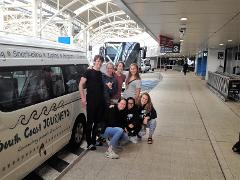 Wollongong to Sydney Airport / Cruise Terminal Shuttle Tour