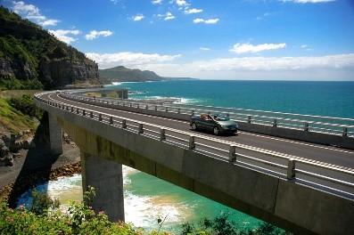 Grand Pacific Drive - Scenic Tour