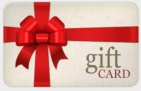 Cruise Gift Card