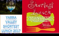 Shortest Lunch 2017 @ Yarra Valley
