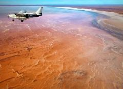 3 Hour Top & Bottom Lake Eyre and Painted Hills Flight
