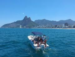 Speedboat Tour in Rio de Janeiro