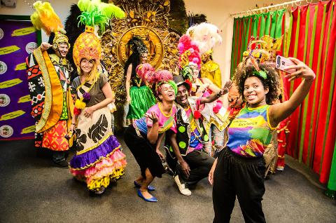 Brazilian Celebration - Carnaval Experience at City of Samba & Feijoada at Hilton Copacabana