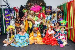 Carnaval Experience - Behind the Scenes of Rio's Carnival in the City of Samba