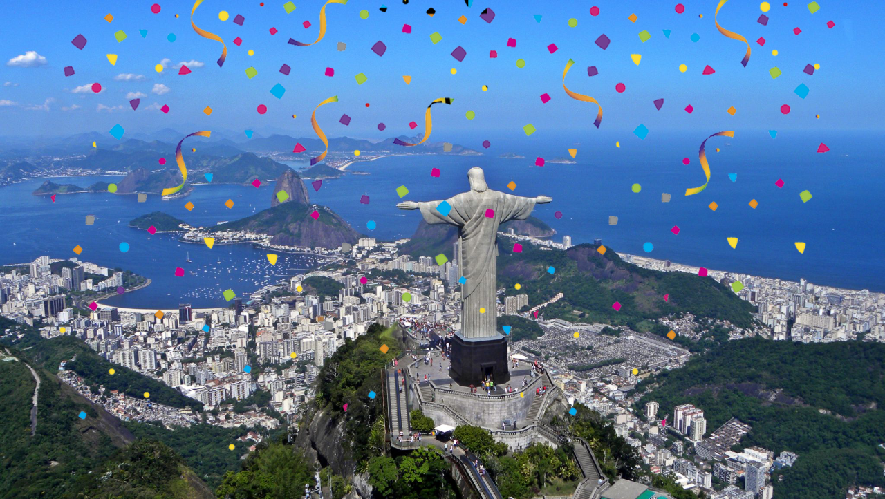 Rio Express - Christ the Redeemer & Sugarloaf - Carnival Edition