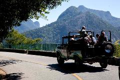 Jeep Tour Tijuca Forest and Santa Teresa