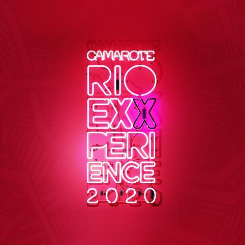 Carnaval 2020 - Camarote Rio Exxperience - 22, 23, 24 ou 29 de Fevereiro (Sábado, Domingo, Segunda e Sábado)
