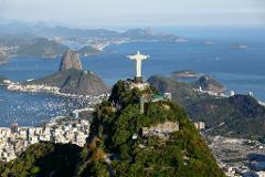 Excursão para Cruzeiros - Cristo Redentor, Pão de Açúcar, Maracanã, Catedral, Selarón e almoço - saída Terminal de Cruzeiros Pier Mauá