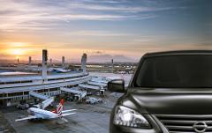 Transfer Hotel - Airport with bilingual Driver Guide - Price per Vehicle Sedan 1-3 passengers