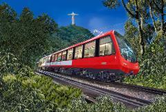 Um Dia no Rio - Cristo Redentor em Trem, Pão de Açúcar, Maracanã, Catedral, Selarón e almoço