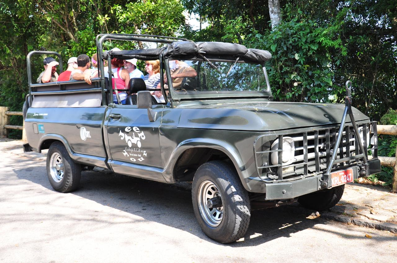 Jeep Tour Tijuca Forest and Botanical Garden