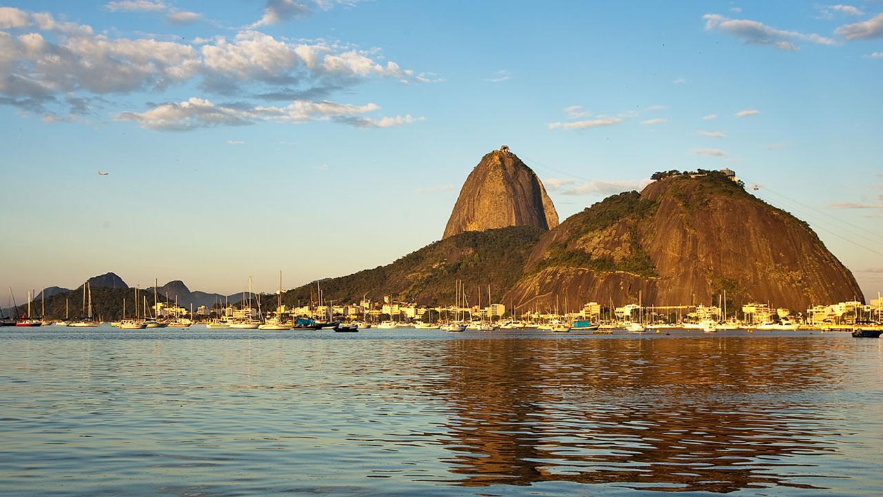 Meio dia Pão de Açúcar Copacabana Ipanema e Leblon