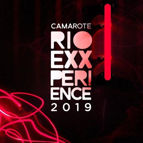 Carnaval 2019 - Camarote Rio Exxperience - 3 e 4 de Março (Domingo e Segunda)