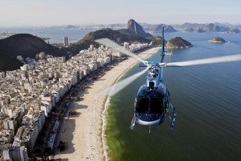 Helicopter Flight over Rio de Janeiro - 21-22 min - #5