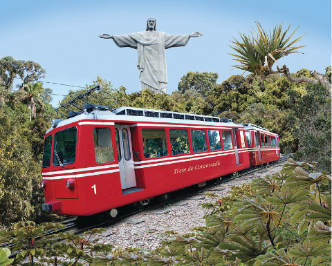 Private Full Day in Rio - Christ the Redeemer by Train, Sugarloaf, Maracanã, Sambadrome, Selarón, and Lunch Time