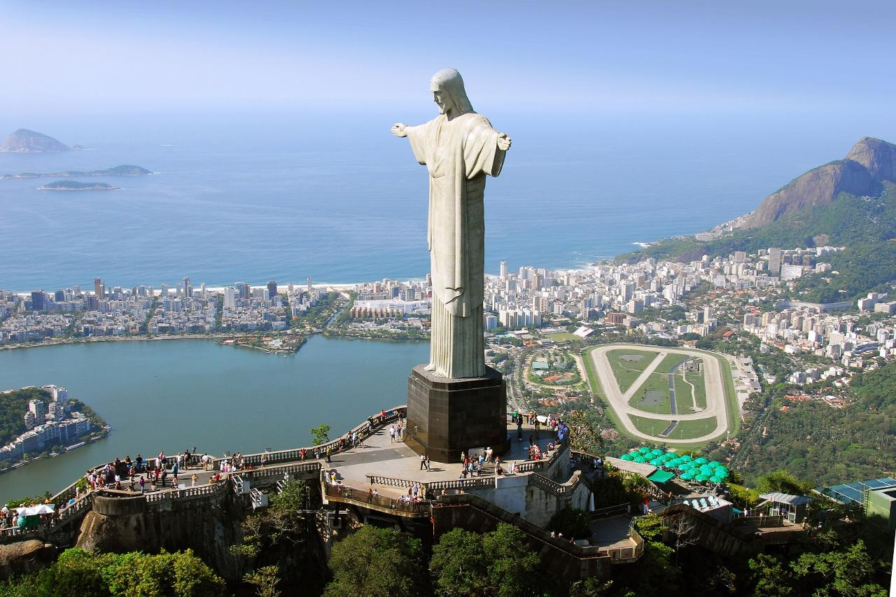 Rio Express - Christusstatue und Zuckerhut
